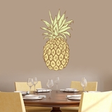 Pineapple - Printed Wall Decal