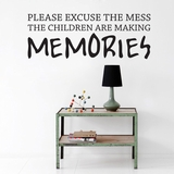 Making Memories | Wall Decals