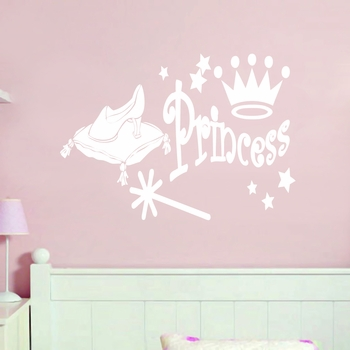 Princess Set - Wall Decals