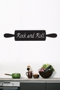 """Rock and Roll"" Rolling Pin 