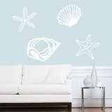 Seashells | Wall Decals
