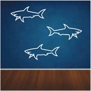 Sharks Wall Decals