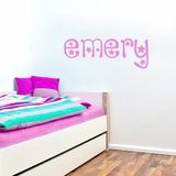 Custom Star Name - Wall Decals