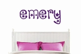 Star Name Custom Wall Decals