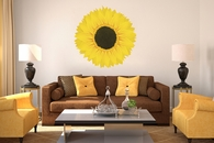 Sunflower | Printed Wall Decals