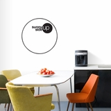 Sunny Side Up - Wall Decals