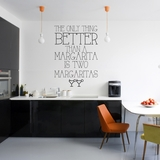 Two Margaritas - Wall Decals