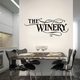 The Winery - Wall Decals