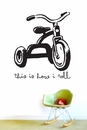 This Is How I Roll | Wall Decals