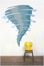 Tornado School Mascot | Printed Wall Decals