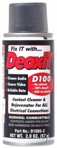 Hosa D100S-2 Deoxidizer Cleaner