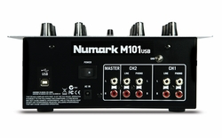 Numark M101USB Two-channel all-purpose mixer with USB