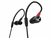Pioneer DJE-2000 Professional DJ In Ear Headphones (Black)