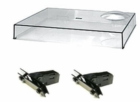 Technics Dustcover For SL1200/1210 Series Turntable - with Hinges