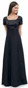 Chanterelle  Dress<br>Black  Formal Choir Dress