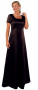 Chorale<br>Scoop Neck Modest Bridesmaids Dresses