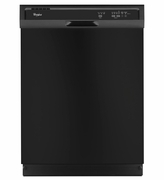 Whirlpool 55 dBA Dishwasher with AccuSense Soil Sensor WDF320PADB ENERGY STAR