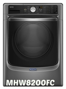 FRONT LOAD MAYTAG WASHER WITH OPTIMAL DOSE DISPENSER AND POWERWASH SYSTEM 4.5 CU. FT.MODEL #MHW8200FC ENERGY STAR