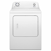 Amana 6.5 cu ft. Gas Dryer With 11 Cycles NGD4655EW