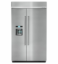 Kitchenaid Built In Fridge Kbsd608ess