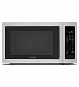 KitchenAid Counter Top Microwave 1200-Watt Countertop Microwave Oven Stainless Steel KCMS1655BSS