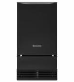 KitchenAid Ice Maker Built In Black KUIS18PNZB 18'' Automatic Ice Maker