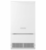 KitchenAid Ice Maker White KUIS18PNZW  Built in 18'' Automatic Ice Maker