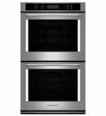New KitchenAid Double Wall Ovens All Colors
