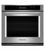 New KitchenAid Single Wall Ovens All Colors