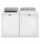 MAYTAG Pair Combo 4.3 CU. FT. Washer MVWX655DW and 7.0 CU. FT. Dryer MEDX655DW