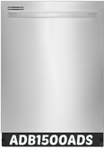 Amana STAINLESS STEEL TALL TUB DISHWASHER WITH FULLY INTEGRATED CONSOLE AND LED DISPLAY ADB1500ADS