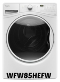 Whirlpool 4.5 cu. ft. Front Load Washer with TumbleFresh option Model #WFW85HEFW