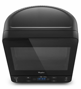 Whirlpool Countertop Microwave with Add 30 Seconds Option 0.5 cu. ft. Black WMC20005YB