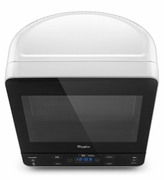 Whirlpool Countertop Microwave with Add 30 Seconds Option 0.5 cu. ft. White WMC20005YW