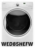 Whirlpool Electric Dryer with Quick Dry Cycle � 7.4 cu. ft. Model #WED85HEFW