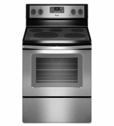 Whirlpool 5.3 Cu. Ft. Convection Range with High-Heat Self-Cleaning System WFE530C0ES