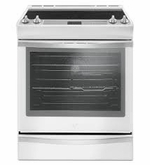 Whirlpool White Slide-In Electric Range model #WEE745H0FH with True Convection 6.4 cu ft.