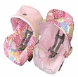 Itzy Ritzy Baby Ritzy Rider Infant Car Seat Cover Fresh Bloom