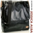 Storksak Dori Black Diaper Bag
