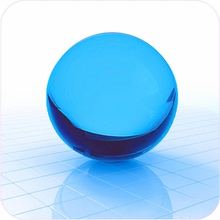 "Aqua CrystalBall (8"",200mm)$289.96"
