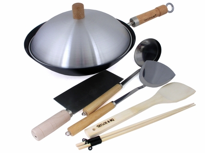 Asian Cookware, Japanese Cookware, Chinese Cookware