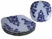 Chinese or Japanese Large Plate Sets