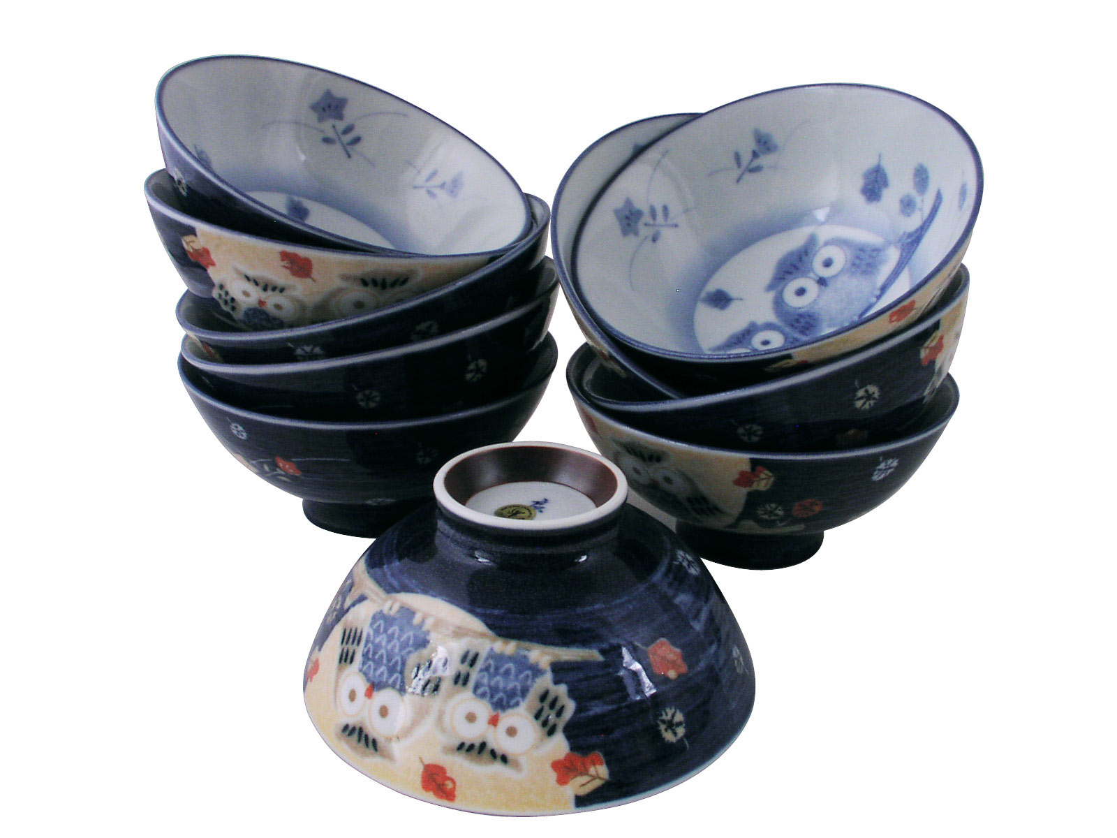 Asian Ceramic Bowls 86
