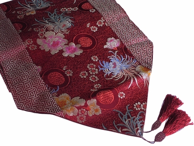 Chinese Table Runners Japanese Table Runners Asian Table