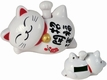 Solar Powered Japanese Lucky Cats (Maneki Neko)