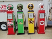 Reproduction Gas Pumps
