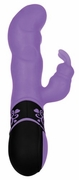 "Design For Climax 5"" Silicone Vibe , Purple"
