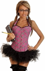 2 PC Sexy Schoolgirl Costume (SOLD OUT)