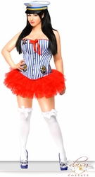 3 PC Sexy Sailor Costume - IN STOCK
