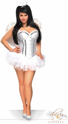 4 PC Sweet Angel Costume - IN STOCK
